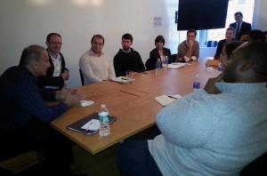 Round Table with Congressman Tom Marino of Pennsylvania