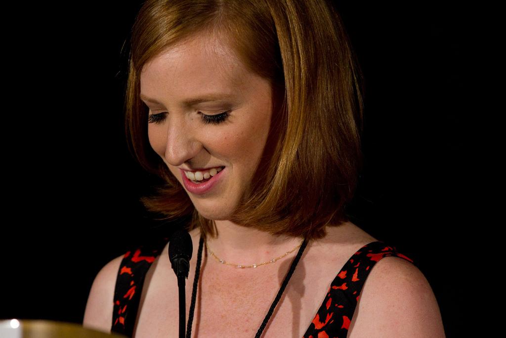 Danielle Morril - Seattle 2.0 Awards