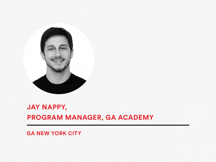Instructor Jay Nappy