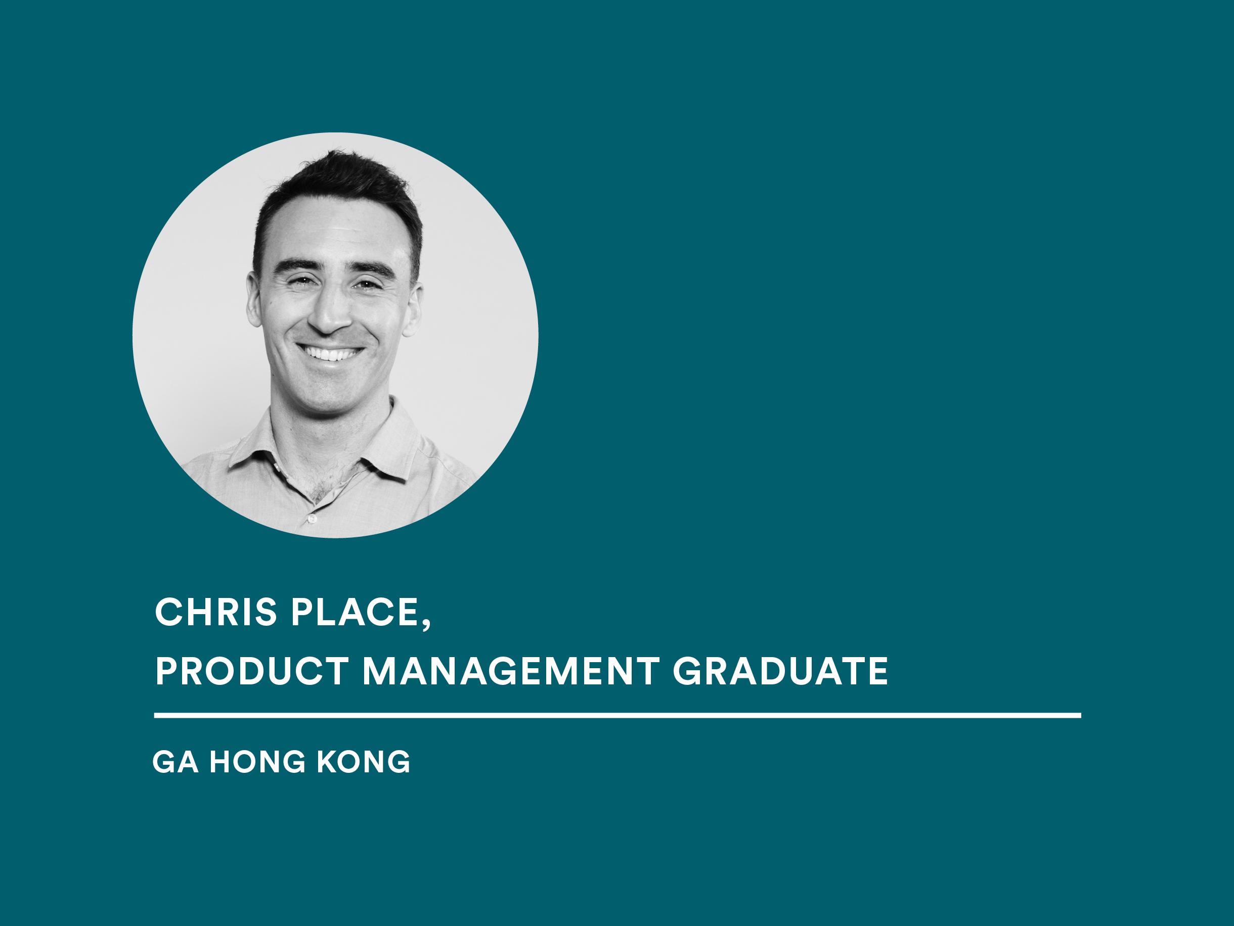 Student Chris Place