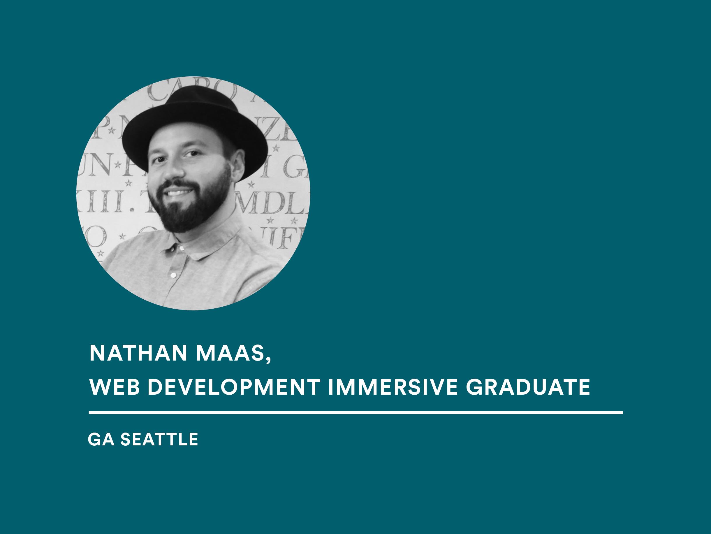 Student Nathan Maas